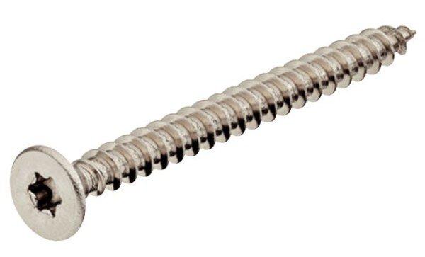 Spanplattenschrauben Senkkopf TX VG verzinkt 3,5x25 mm