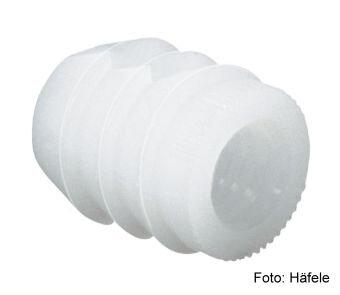 Einleimmuffe Polyamid M4/10,0x13,0 mm