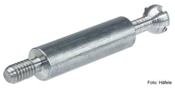 Exzenterbolzen Häfele Minifix S100 M4x7,5x24 mm