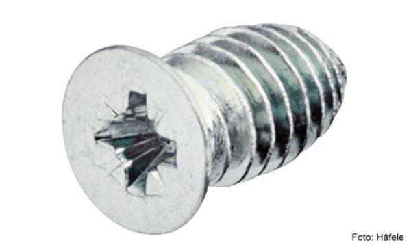 Häfele Varianta Schrauben für Leichtbauplatten Senkkopf PZ 7,0x13,4 mm