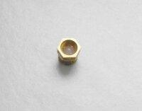 Spreizmuffe Messing M6/8,0x12,0 mm