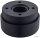 Möbelgleiter höhenverstellbar schwarz 54x19 mm