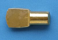 Bodenträger 7 mm vermessingt