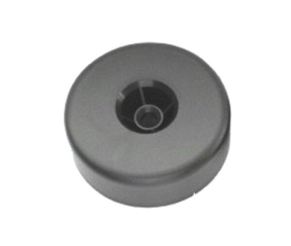 Möbelgleiter Orlita schwarz 54x19 mm