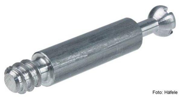 Exzenterbolzen Häfele Minifix S100 5x11x24 mm