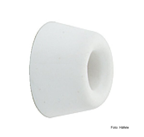 Wandtürpuffer zum Schrauben 20x10 mm