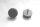 Möbelgleiter Filz mit Stift 27 mm braun