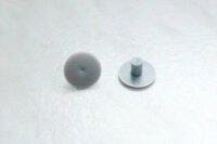 Abdeckkappe 4/13 mm Silbergrau 1 Stück