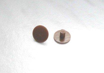 Abdeckkappe 4/13 mm Rehbraun