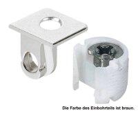 Tablarverbinder Tab 18/29 mm mit Verriegelung zum Schrauben