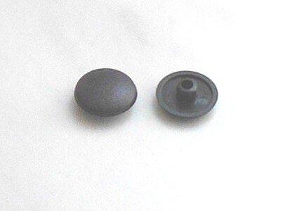 Abdeckkappe Innensechskant SW4 12 mm Schwarz