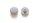 Abdeckkappe Innensechskant SW4 15 mm Silbergrau